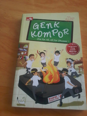 review buku genk kompor review buku one for all all for dhuaar
