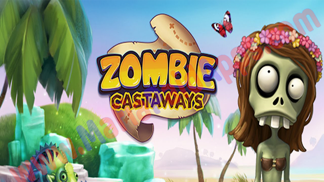 Zombie Castaways v2.16 (Mod Money) Apk for Android