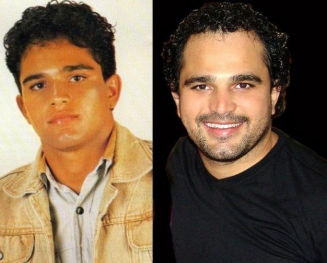 O antes e o depois dos melhores cantores sertanejos brasileiros