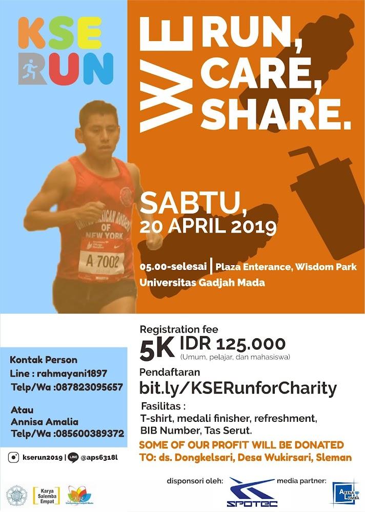KSE Run Charity • 2019