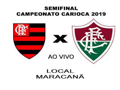 Fluminense x Flamengo ao vivo saiba onde assistir a semifinal