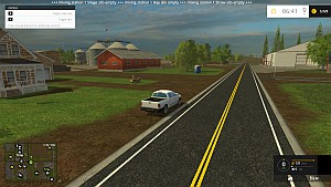 Valley East USA Map Updated FS Mods FS The American Town Map - Fs15 us maps