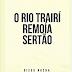 "ADVOGADO SANTACRUZENSE, DIEGO ROCHA, LANÇA ROMANCE ""O RIO TRAIRÍ REMOÍA SERTÃO"""