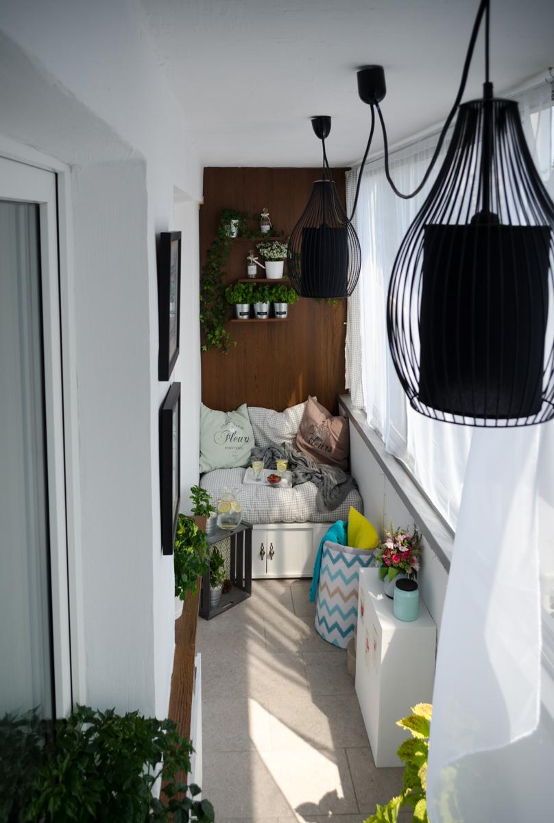 Balkon W Bloku Jak Go Urządzić Piafka