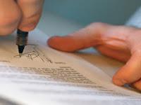 Contoh Surat Keterangan Ahli Waris