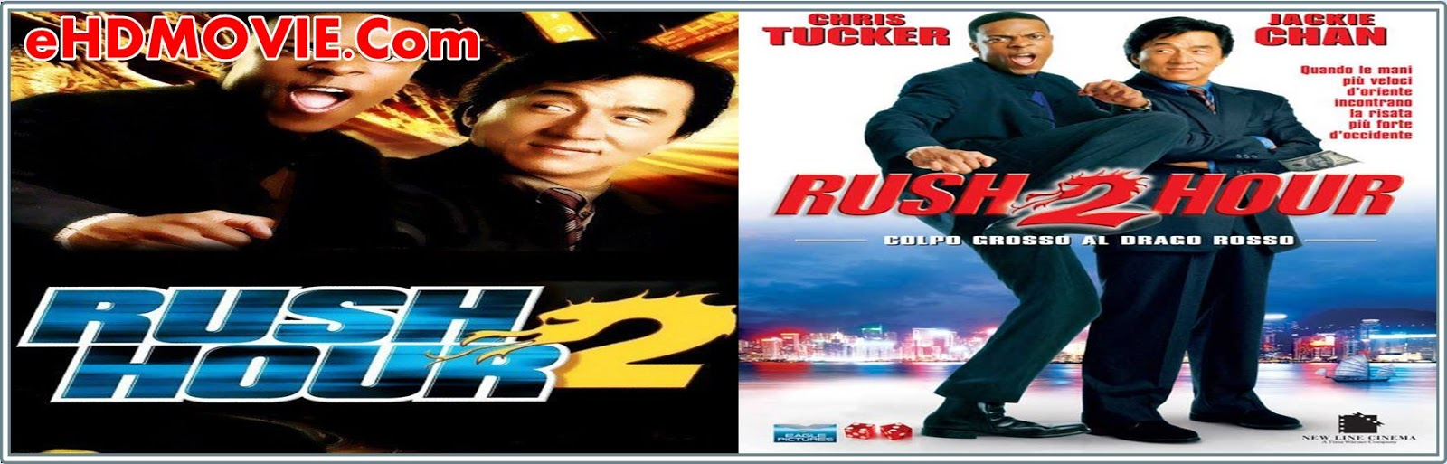 Rush Hour 2 2001 Full Movie Dual Audio [Hindi – English] 720p - 480p ORG BRRip 350MB - 850MB ESubs Free Download