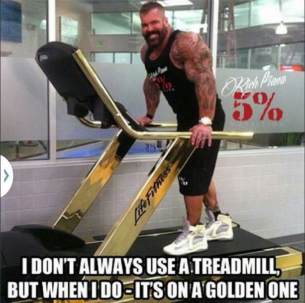 Rich Piana meme