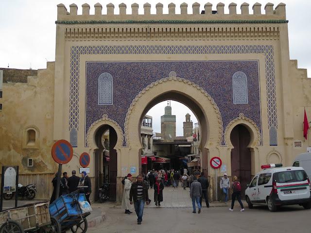 Bab Boujeloud - Fez