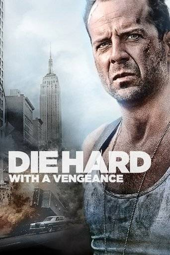 Die Hard: With a Vengeance (1995) ταινιες online seires xrysoi greek subs