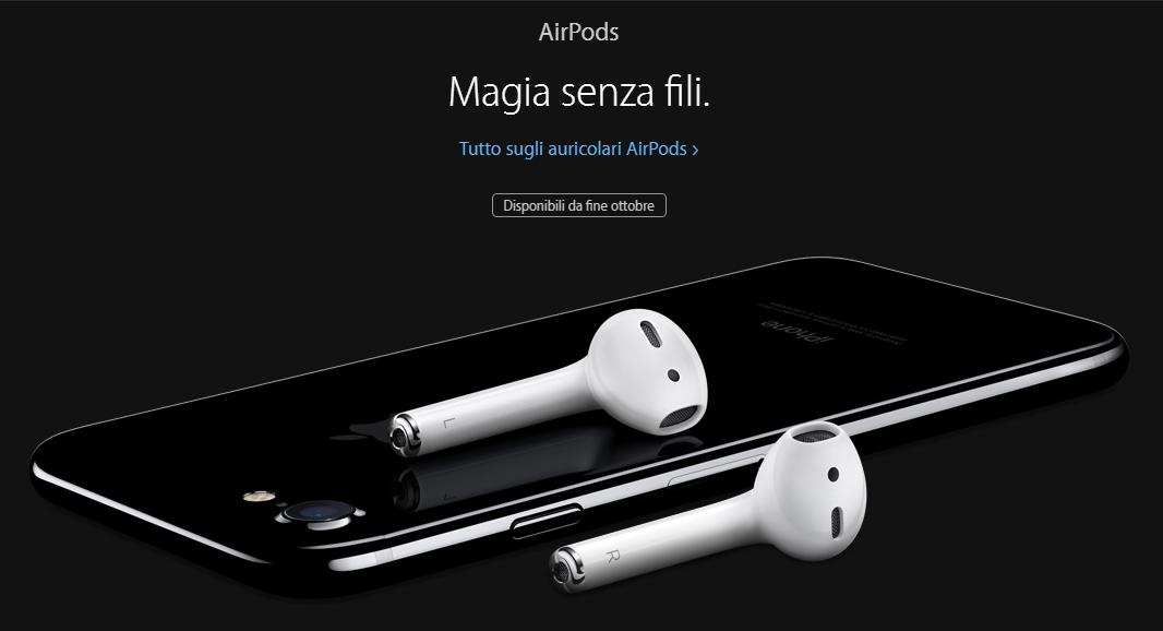 iPhone 7 disponibile dal 16 Settembre (anche in Italia) da 799 euro | Video 6