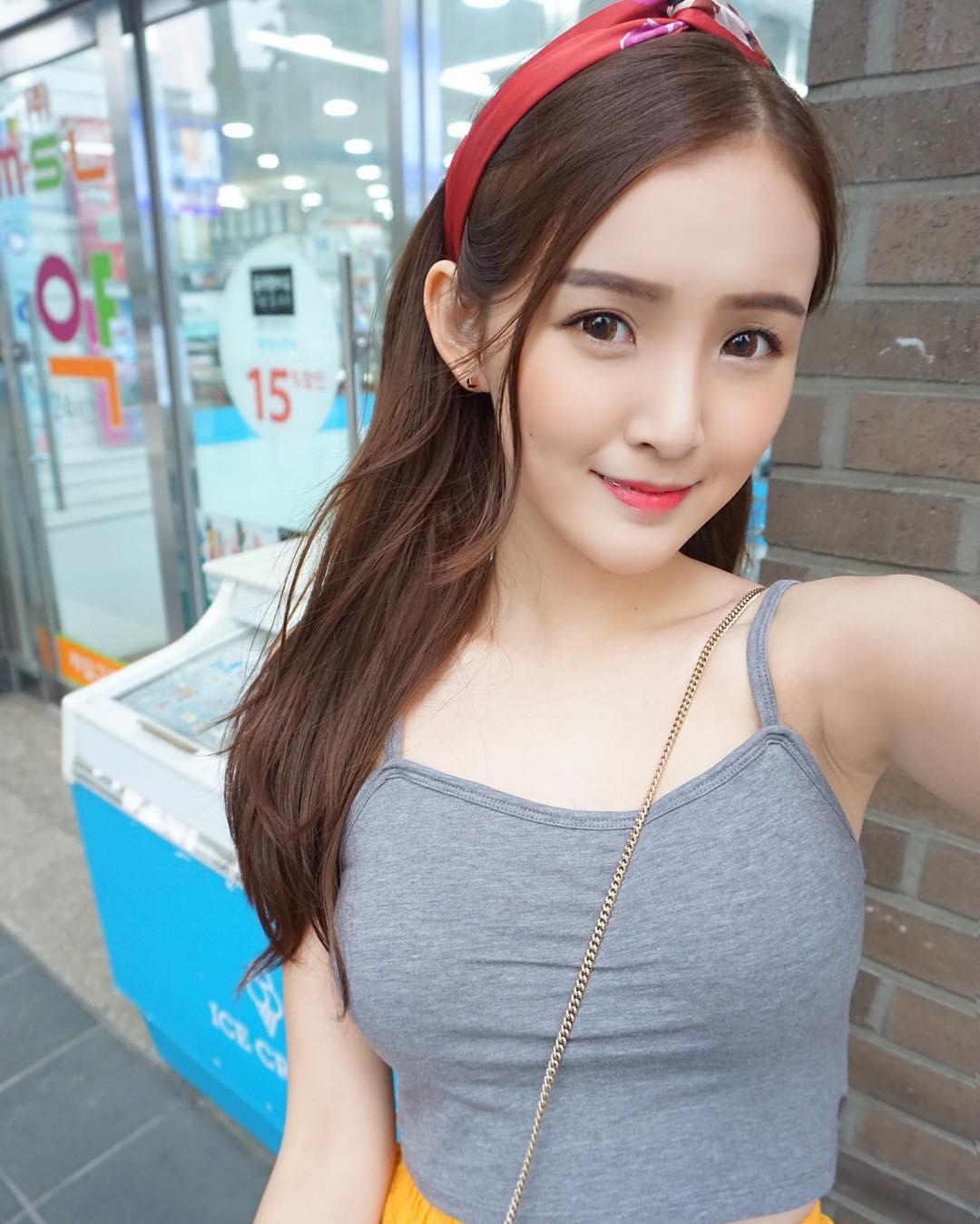 Cute Girl Korean