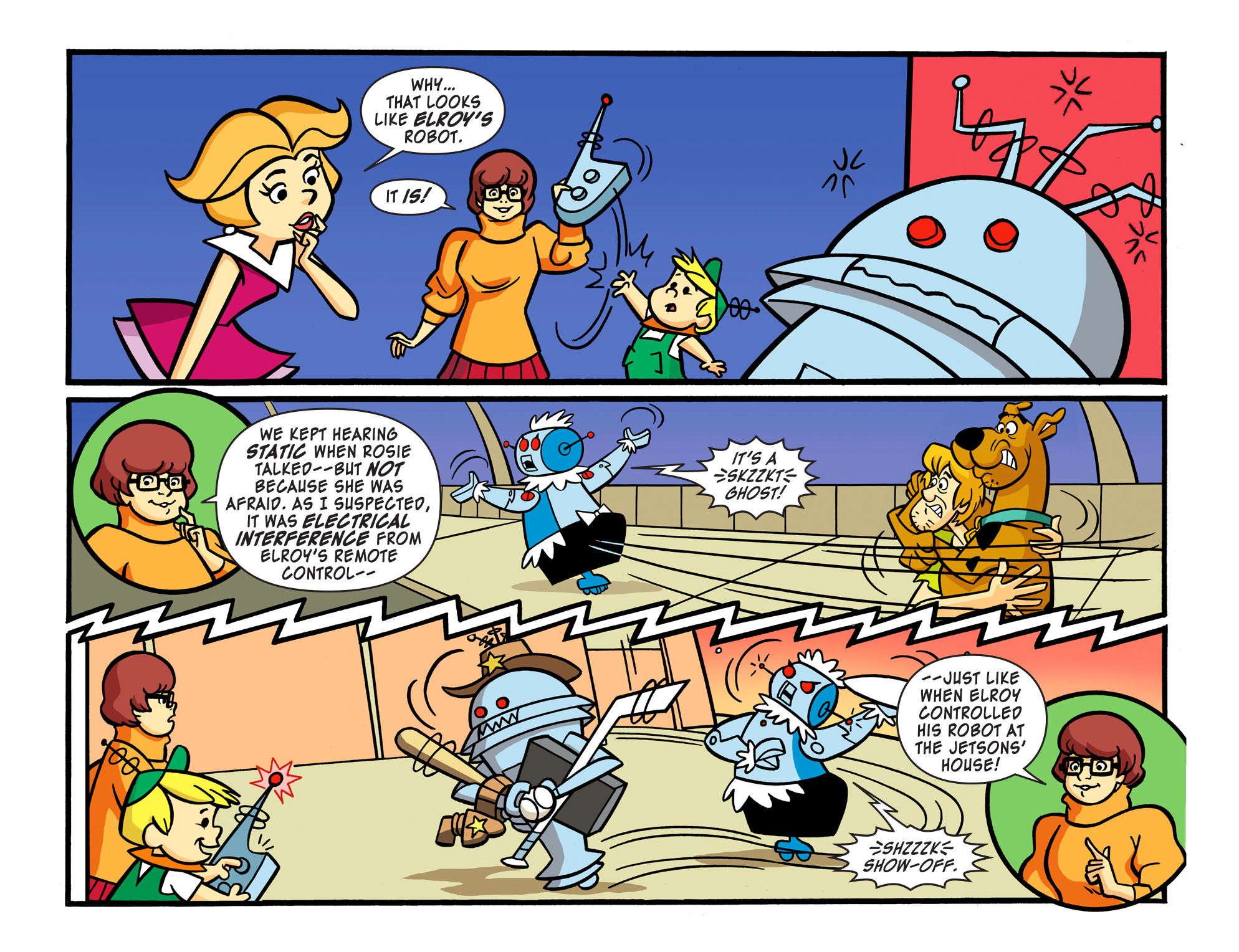 Read online Scooby-Doo! Team-Up comic -  Issue #16 - 15