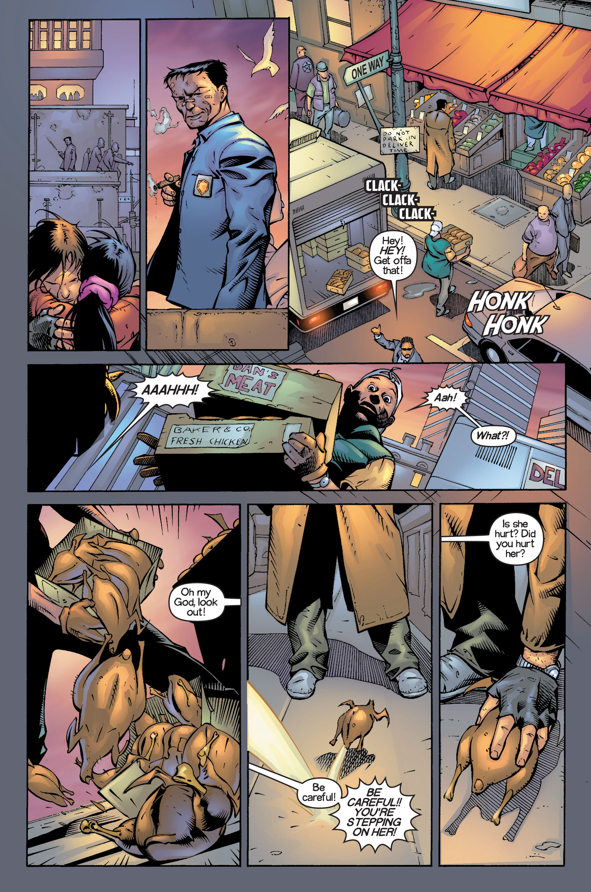 Read online Ultimate X-Men comic -  Issue #13 - 16