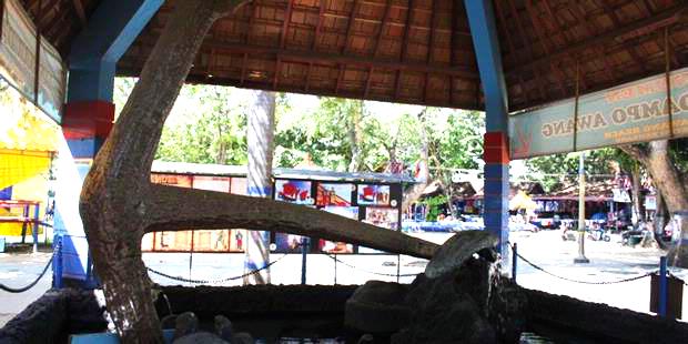 Wisata Pantai Dampo Awang di Pusat Kota Rembang Wisata Pantai Dampo Awang di Pusat Kota Rembang