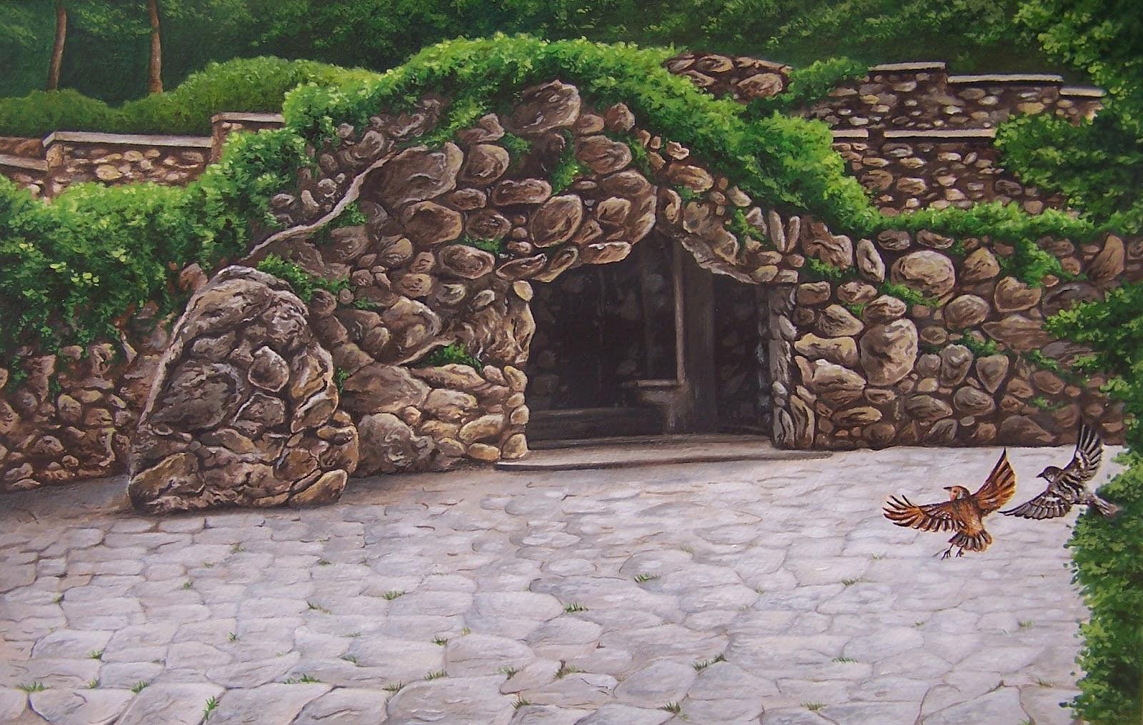 Enchanted Garden: TinyRed: Enchanted Garden
