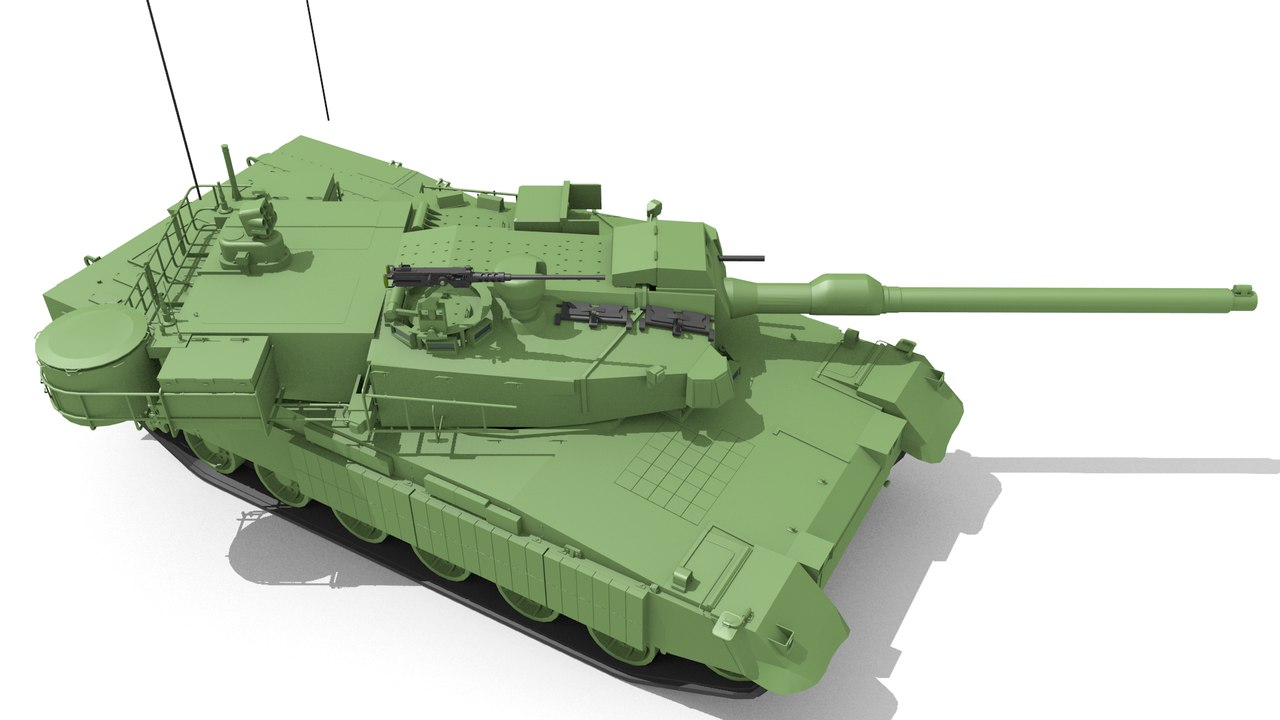 korean k1 k2 black panther armored warfare i d