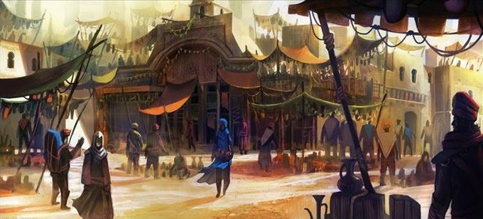 Fantasy Markt