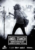 Concierto de Ángel Stanich en Sala But