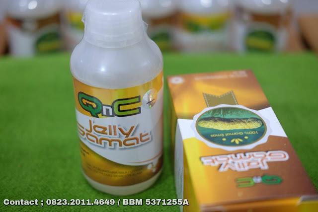 Panduan Cara Membeli QnC Jelly Gamat Yang Benar