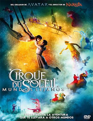 descargar Cirque Du Soleil: Mundos Lejanos, Cirque Du Soleil: Mundos Lejanos online, Cirque Du Soleil: Mundos Lejanos español