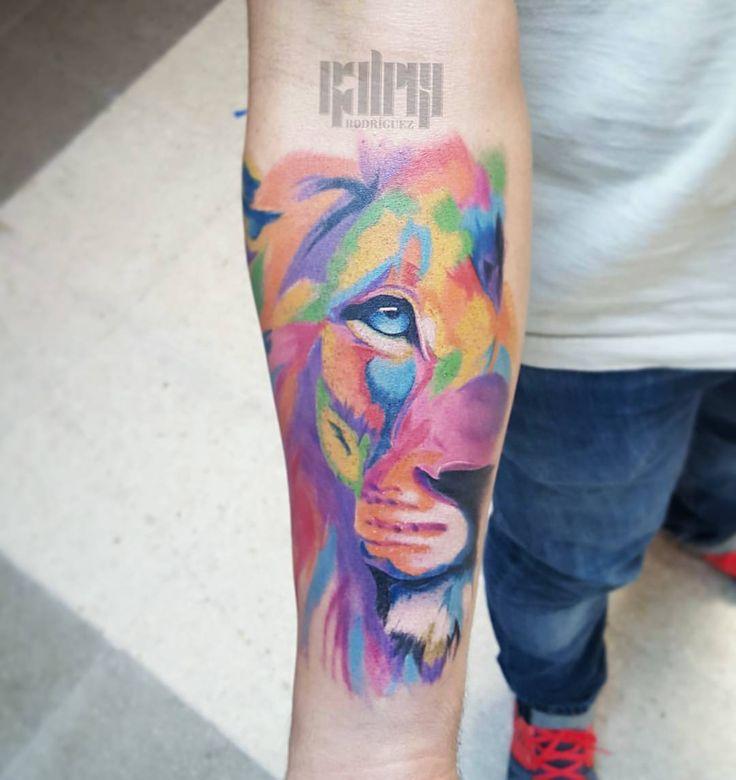 Tatuajes de le n tattoos of leon dise os de tatuajes - Tattoo disenos a color ...