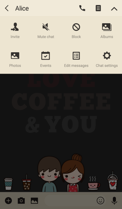 PAKWAAN (PEACE LOVE COFFEE & YOU)