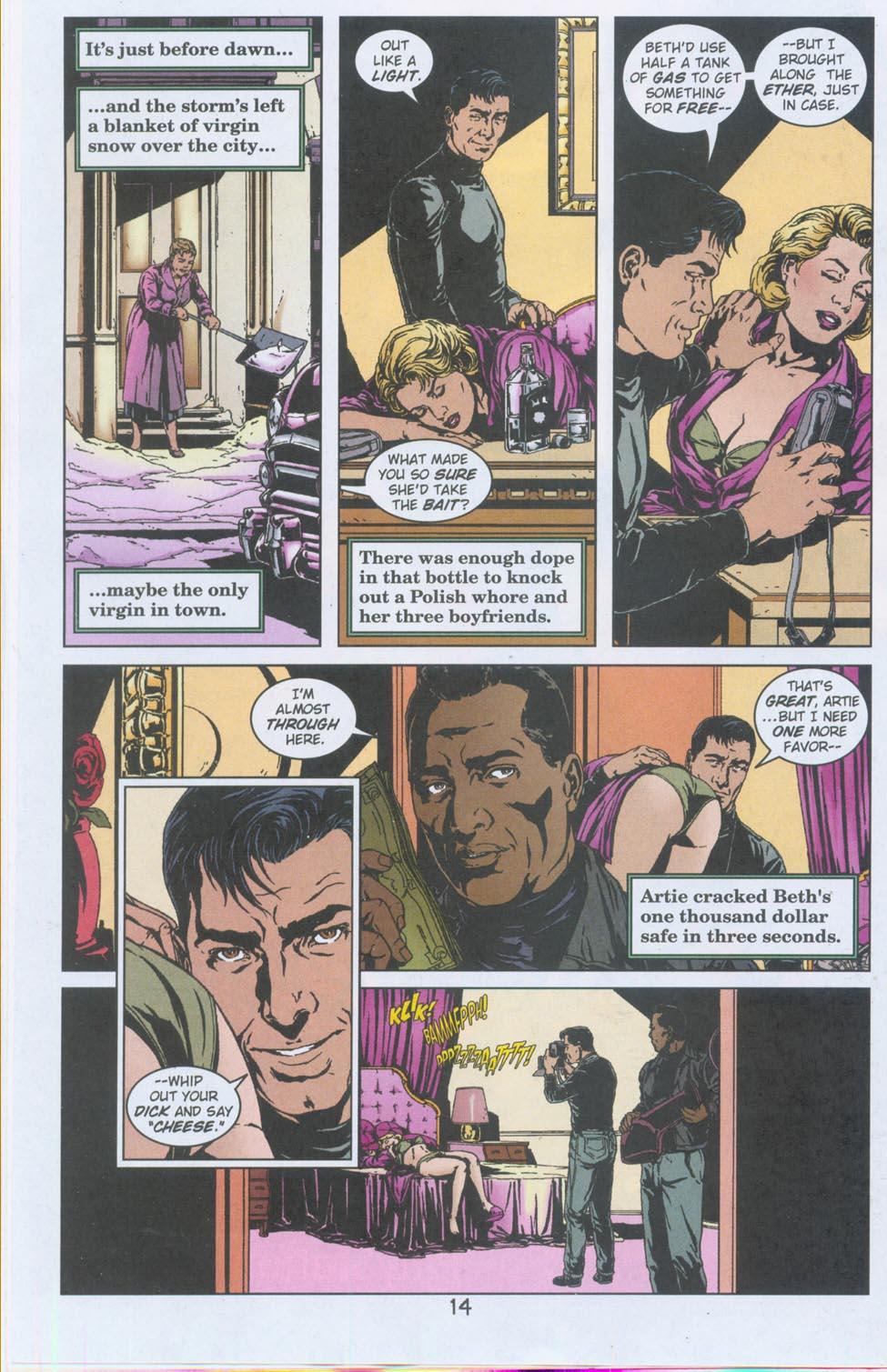 Read online American Century comic -  Issue #21 - 14