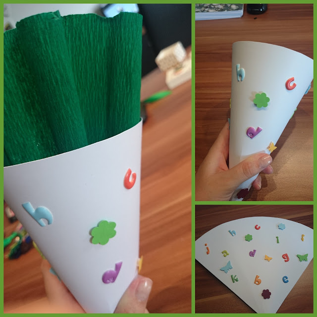 [DIY] Schulanfang Special: Mini-Schultüte