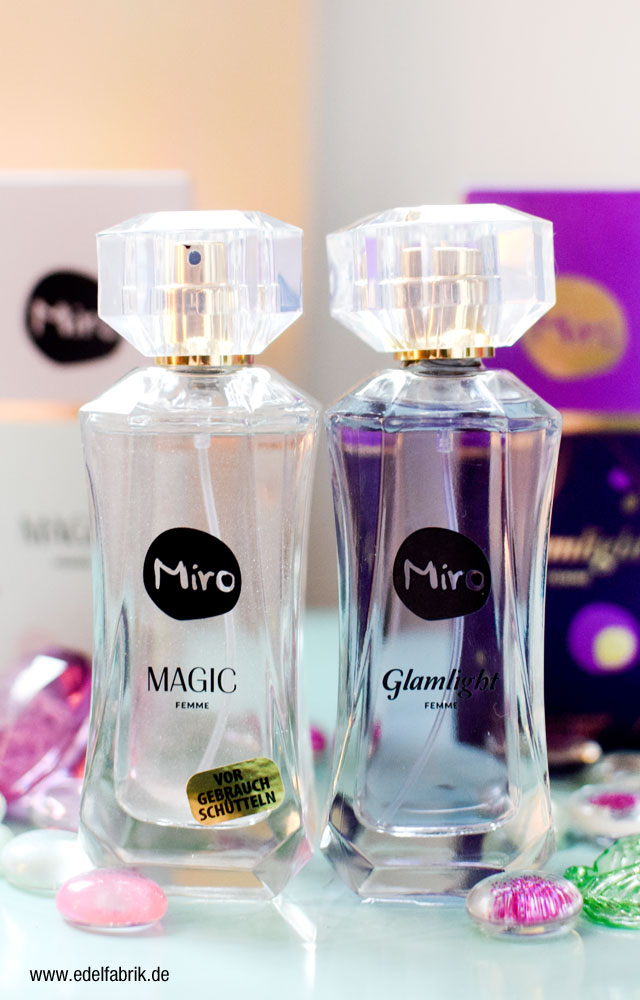 Wie riechen die Parfums von Miro
