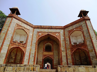 Gate of Humayun's Tomb