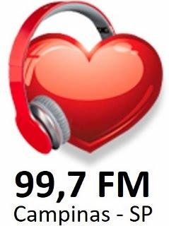 Rede do Coração FM de Campinas SP ao vivo e online para todo o mundo