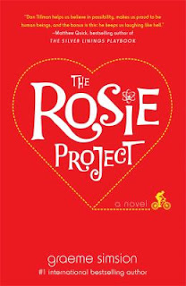 The Rosie Project by Graeme C. Simsion