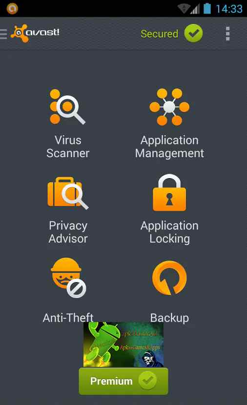 Avast Mobile Security 2018 - Antivirus & AppLock pro apk - apk44android
