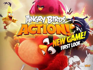 Angry Birds Action! Android Mod APK + Data v2.1.0