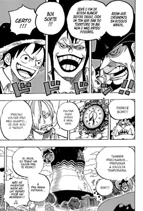 One Piece Mangá 859