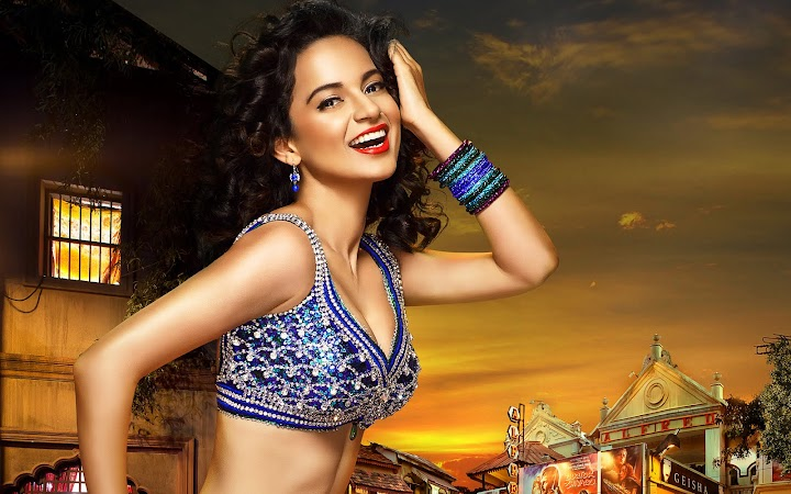 Kangna Ranaut In Rajjo HD Wallpaper