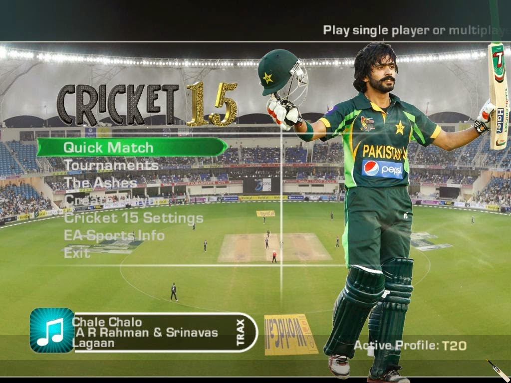 Free Games For Free : Cricket world cup game download full version free
