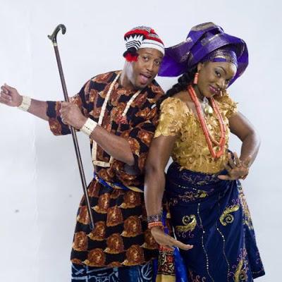 The Yoruba Traditional Wedding Attire