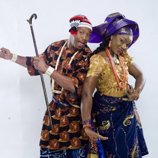 Photos - Nigerian Traditional Wedding Attires for Brides and Grooms 2