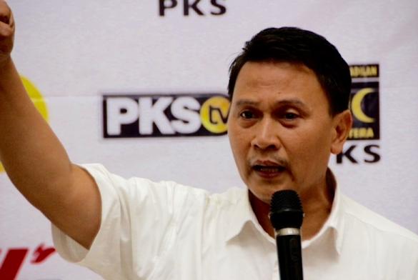 Sosialisasi 4 Pilar MPR, Anggota F-PKS Singgung Ganti Presiden