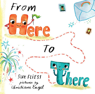 From Here to There: A Book Birthday!