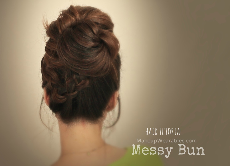 Cute Bun Hairstyles For Natural Hair