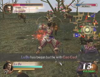 Dynasty Warriors 3 PS2 ISO – isoroms.com