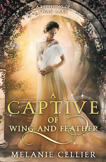 A Captive of Wing and Feather - Melanie Cellier