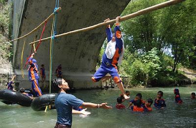 Wisata Outbound di Bogor Untuk Pelajar
