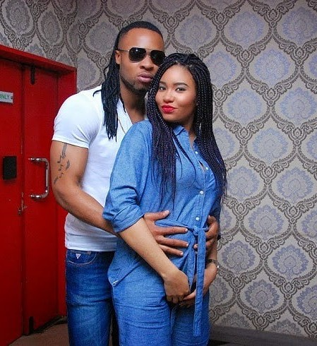 Flavour Proposed to Anna Banner Months before Baby's birth