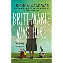 Britt Marie Was Here by Fredrik Backman