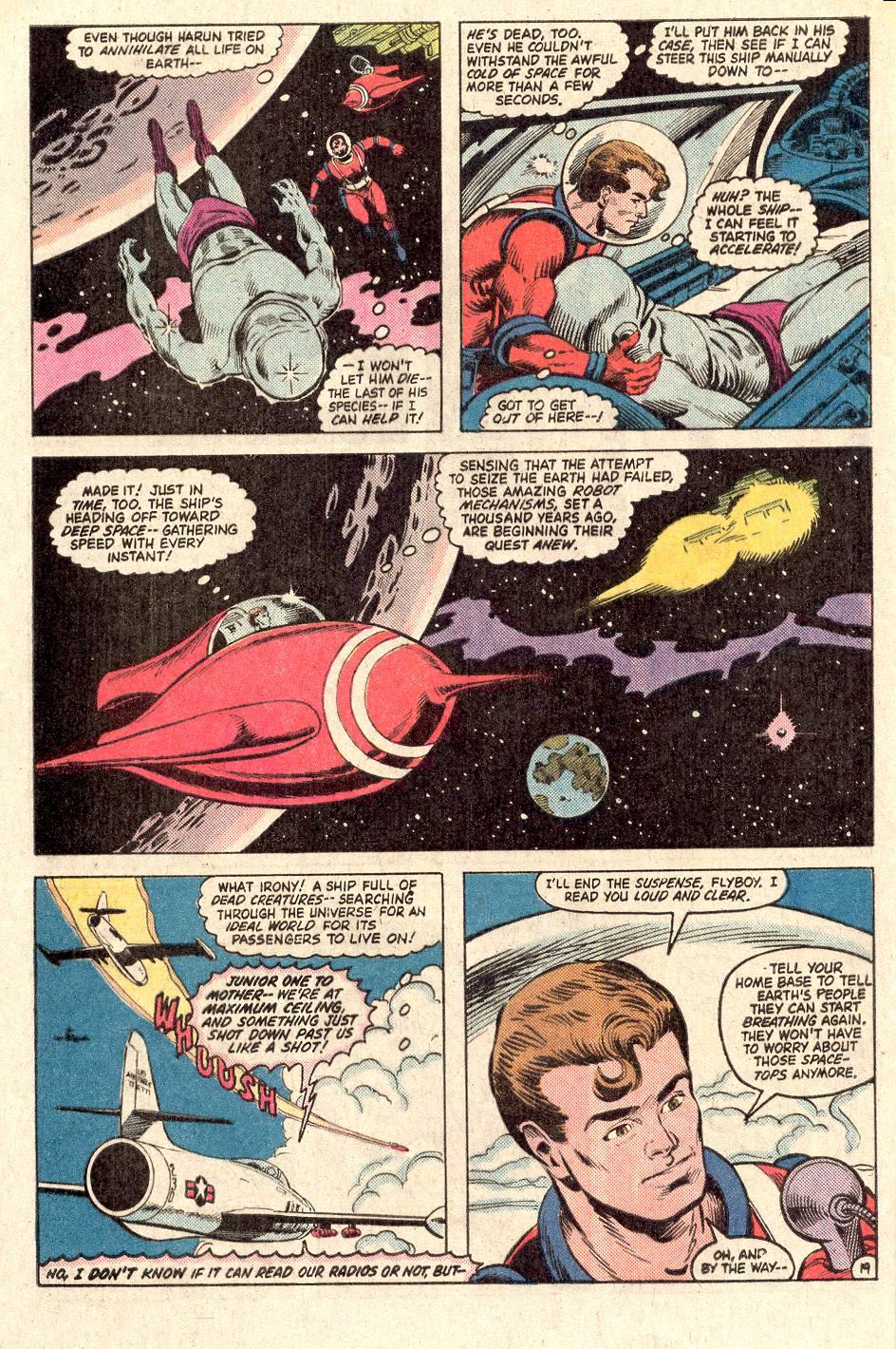 Read online Secret Origins (1986) comic -  Issue # _Annual 1 - 57