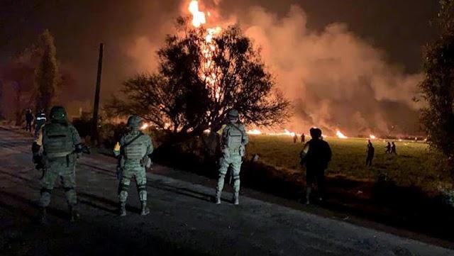 Nőtt a mexikói gázrobbanás halálos áldozatainak száma