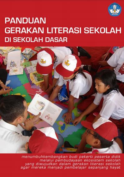 Download Buku Panduan Gerakan Literasi Sekolah Jenjang SD